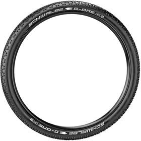 """SCHWALBE G-One Bite Copertone pieghevole 27.5"""" SnakeSkin TL-Easy E-25 Evolution, nero"""